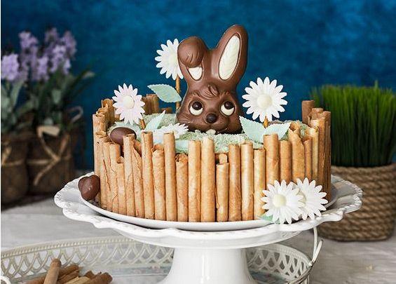 Celebramos Pascuas con las más lindas tortas