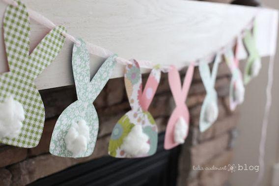 Ideas para una fiesta de conejitos