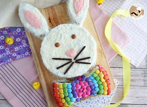 Tarta de Conejo