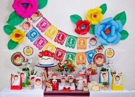 Los más lindos kits imprimibles de Frida Kahlo
