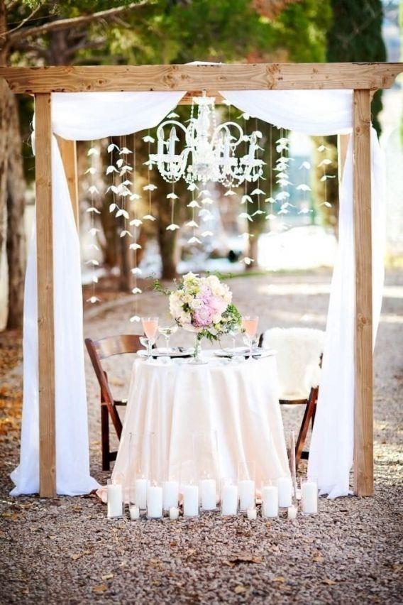 Mini mesas que enamoran