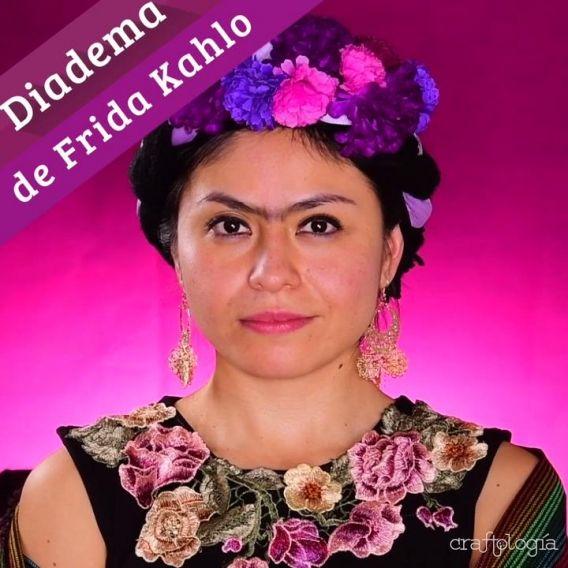 Diadema de Frida Kahlo