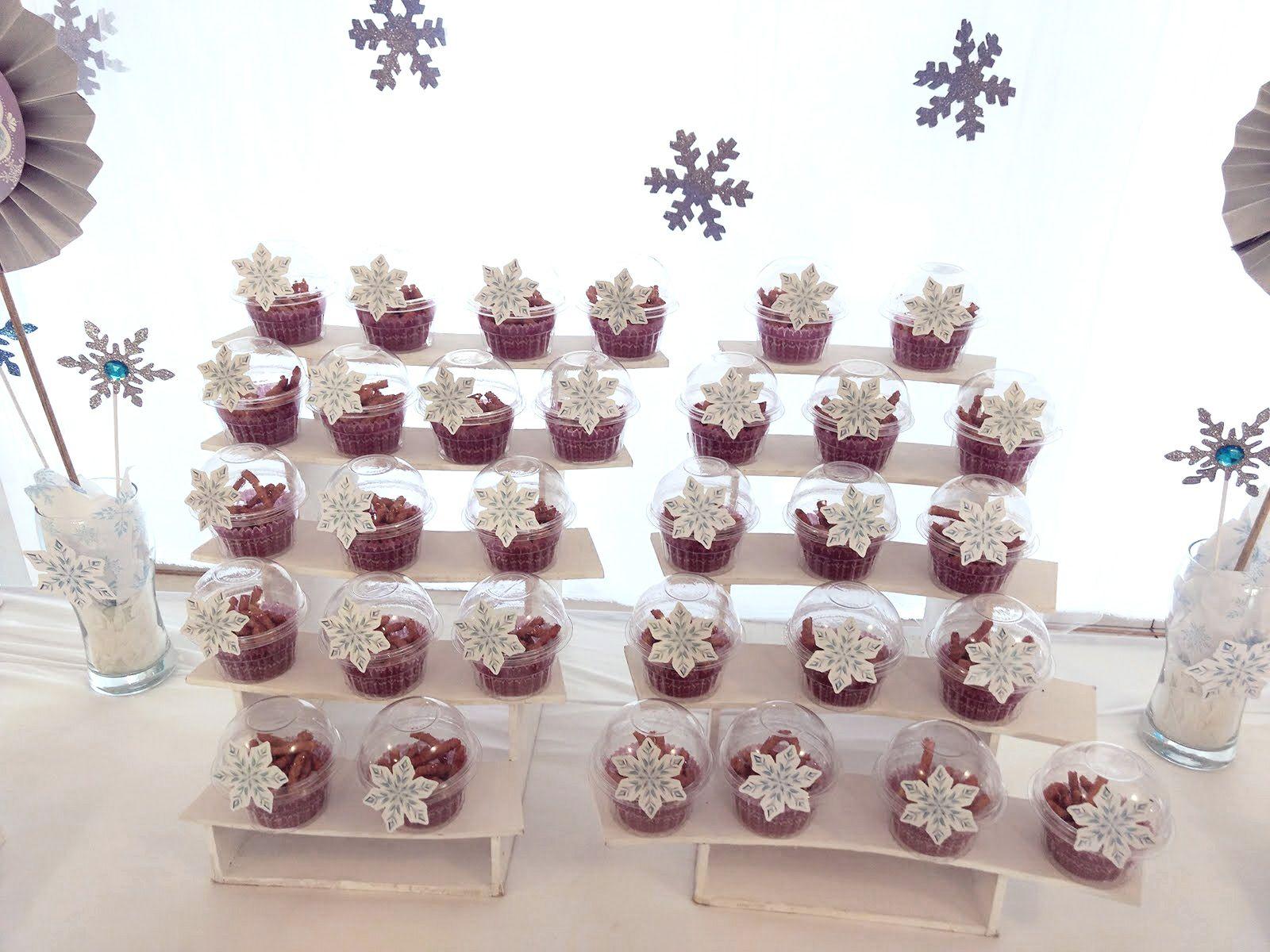 Cupcakes Frozen Todo Bonito