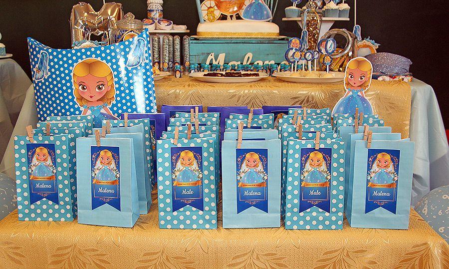 Bolsas Souvenir decoradas