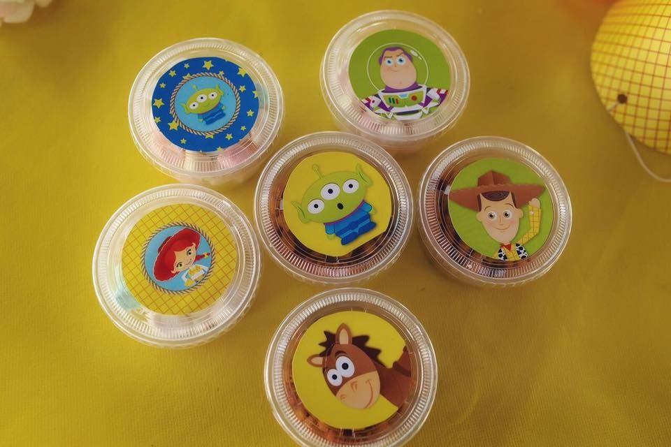 Deco con personajes Kit Imprimible Toy Story Todo Bonito