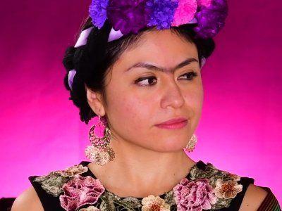 Diadema de Frida kalho