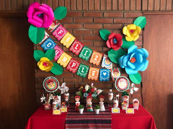 Mesa dulce de Frida Kahlo por Todo Bonito