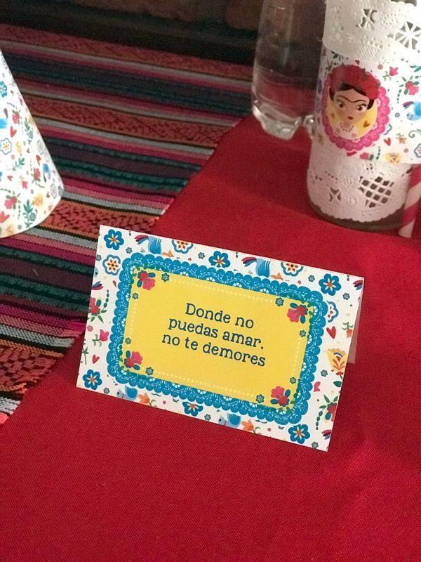 Frases de Frida Kahlo para imprimir