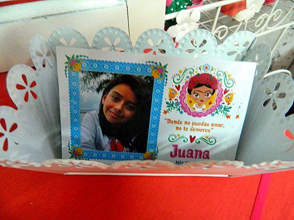 Souvenirs con foto Frida Kahlo