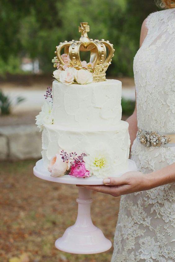 Ideas de tortas de coronita