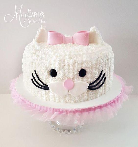 Tortas de gatitos