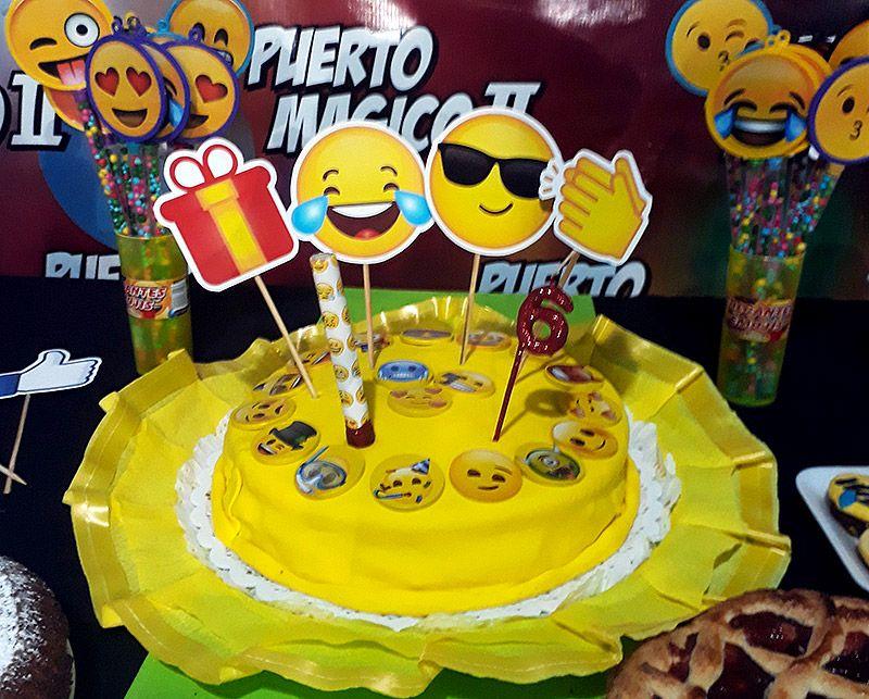 Divertidísimos Emojis para el cumpleaños de Mateo