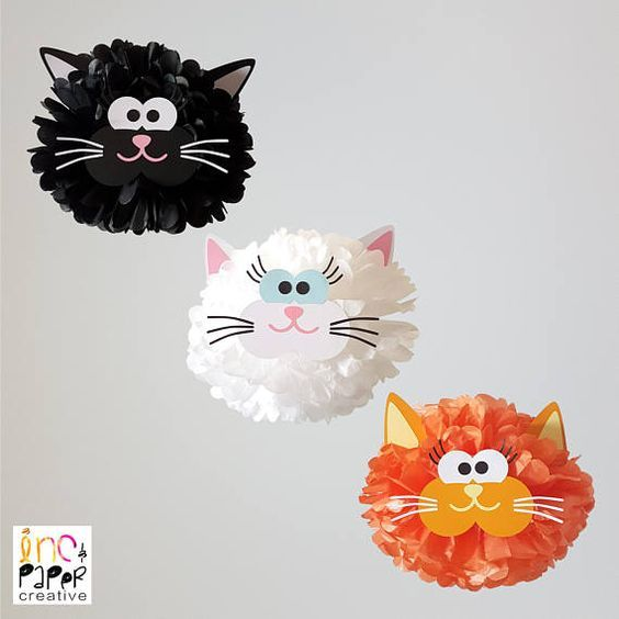 Ideas fiesta temática gatitos