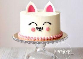 Tortas de gatitos, ¡las más lindas!