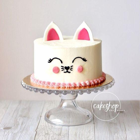 Torta de gatita