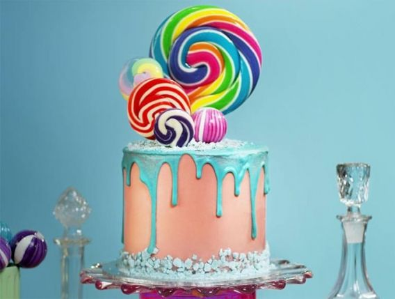 Drip cake, las mejores 20 tortas