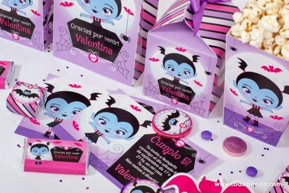 Imprimibles de Vampirina por Todo Bonito