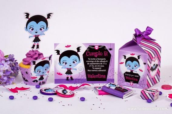 Moldes para imprimir de Vampirina