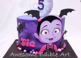 Las más lindas tortas de Vampirina