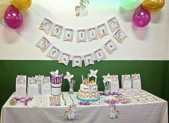 Jose y su inolvidable cumpleaños de Unicornios