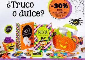 -30% OFF! Todo Halloween para imprimir y decorar 💀😱🎃