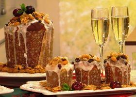 Pan dulce apto para celíacos para esta Navidad