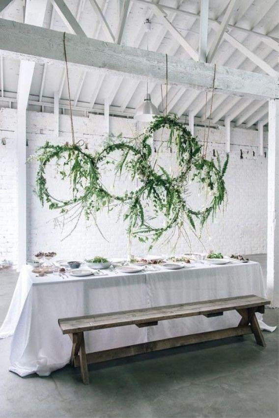 Ideas creativas para decorar con hula-hula