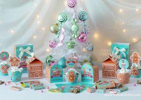 Dulce Navidad para imprimir y celebrar con amor