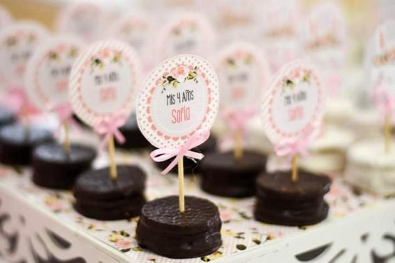 Hermoso cumpleaños de conejitos para la dulce Sofía
