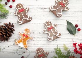Fantásticas ideas para la mesa dulce Navideña