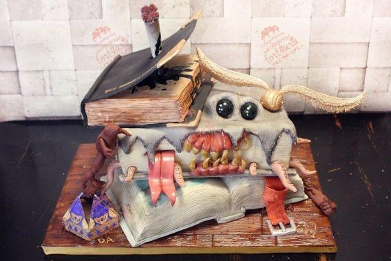 Mágicas tortas tortas de Harry Potter