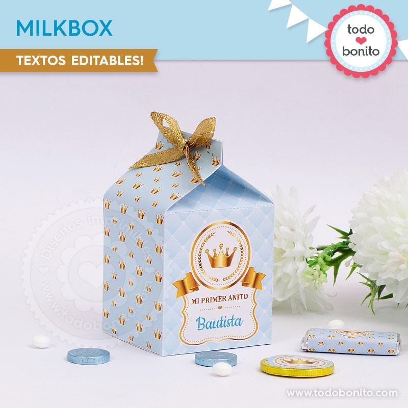 Milkbox de Coronita de Todo Bonito