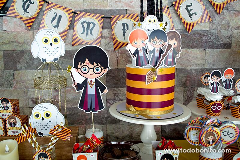 Torta de Harry Potter