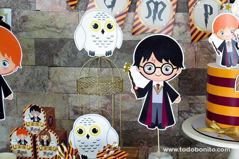 Imagenes decorativas de Harry Potter por Todo Bonito