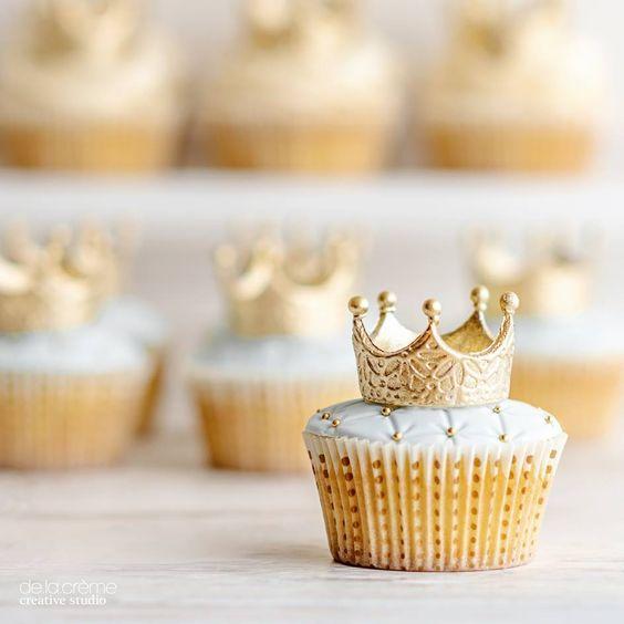 Ideas de decoración con Coronas para nenes