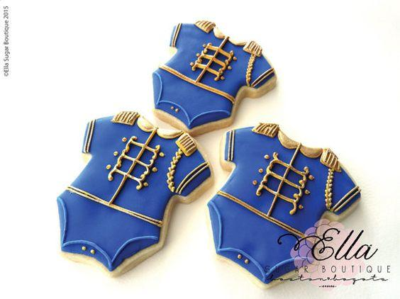 Ideas de galletas decoradas de coronitas