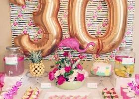 Ideas para decoración de fiestas de mujeres adultas