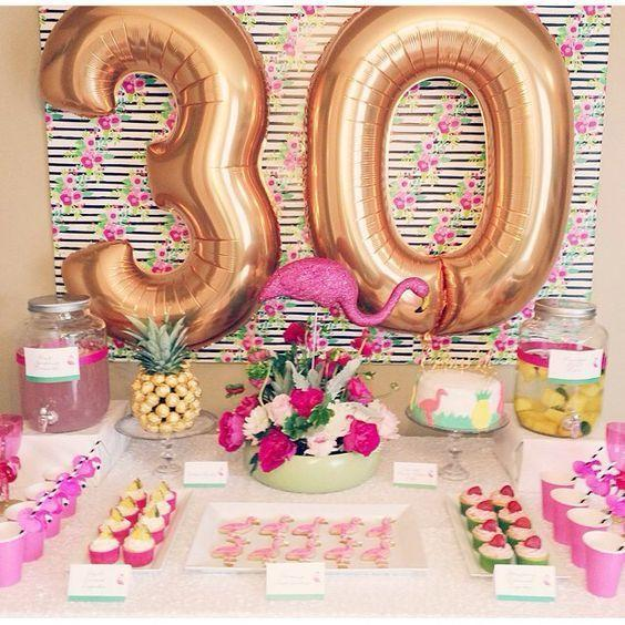 Ideas Para Decoración De Fiestas De Mujeres Adultas Todo Bonito