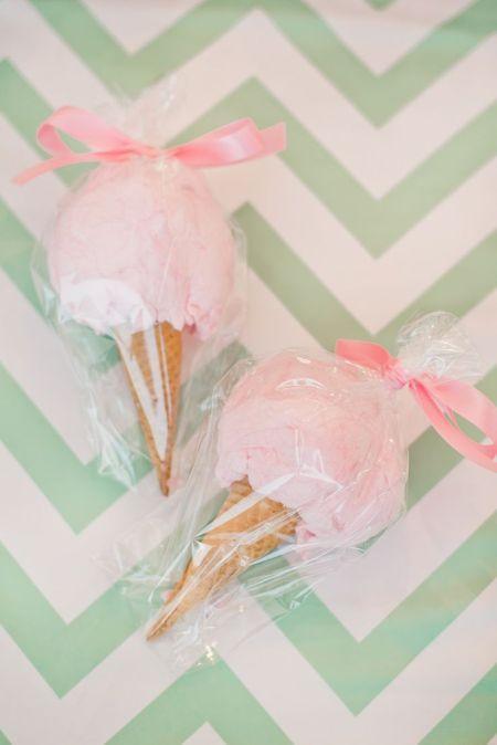 Ideas para fiesta de helados