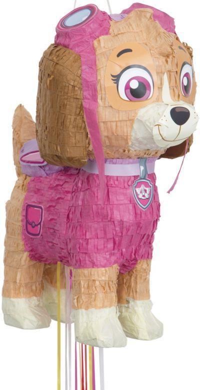 Piñata de Skye patrulla canina