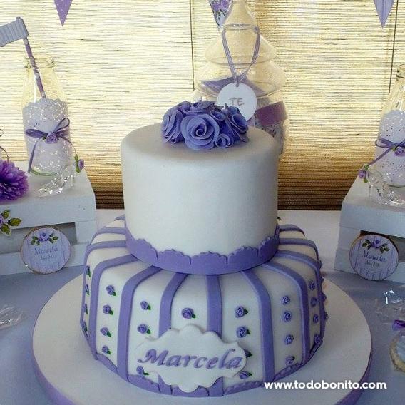 Torta para 50 años de mujer