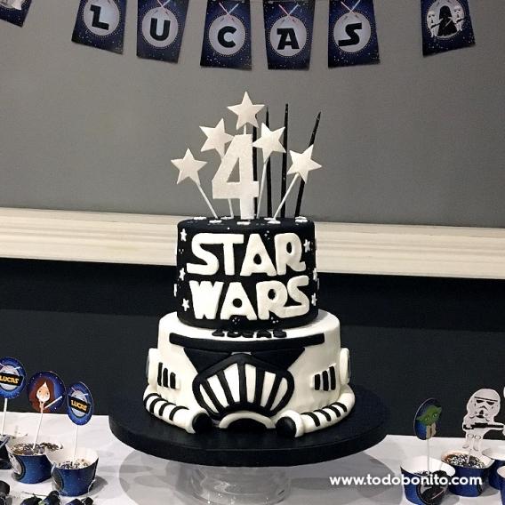 Torta de Star Wars