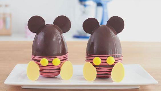 Huevos de Pascuas de Mickey