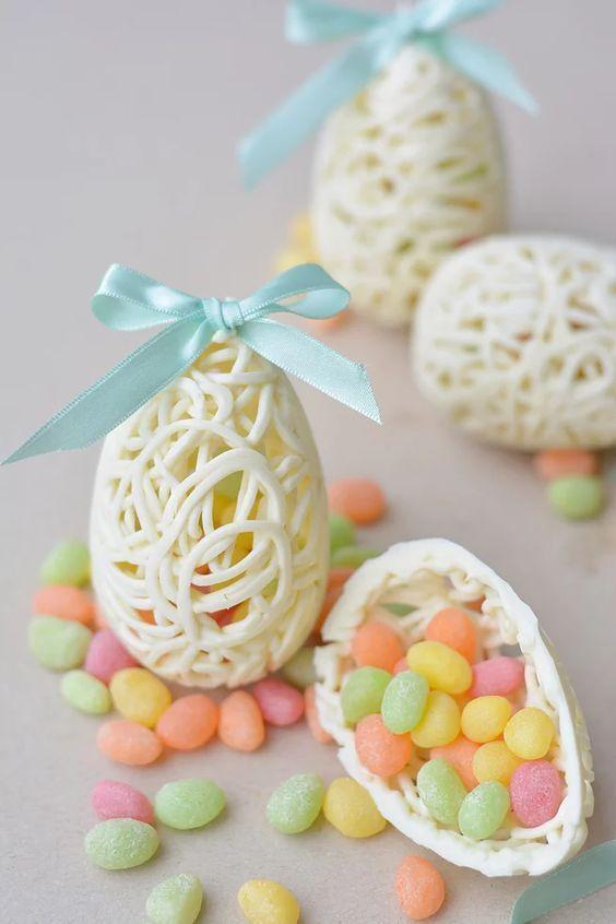 Huevos de Pascuas originales