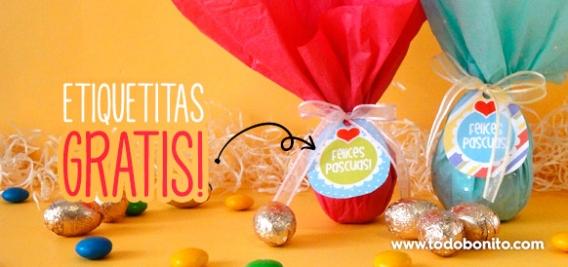 Tarjetitas de Pascuas Gratis por Todo Bonito