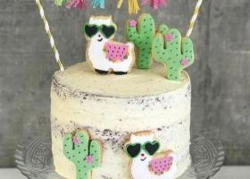 Creativas tortas de llamas