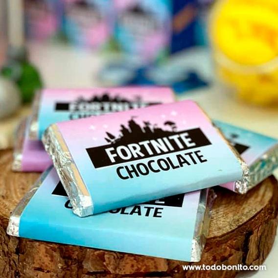 Ideas cumpleaños Fortnite