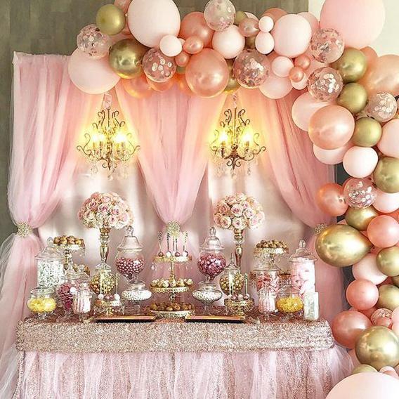 Ideas fiesta Rose Gold