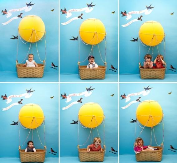 Ideas para un creativo photocall