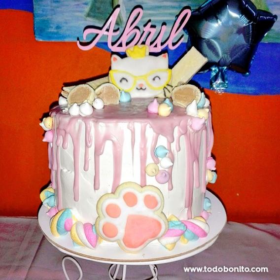 Drip Cake deGatita princesa